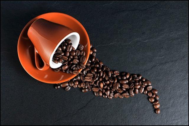 Ujędrniające maseczki z kawy